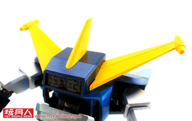 日輪與我同在!超合金魂 GX-82《無敵鋼人泰坦3》泰坦3 F.A.(無敵鋼人ダイターン3 )開箱報告
