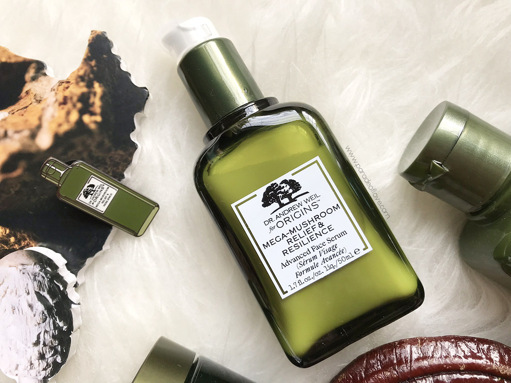 Dr. Andrew Weil for Origins™ Advanced Face Serum
