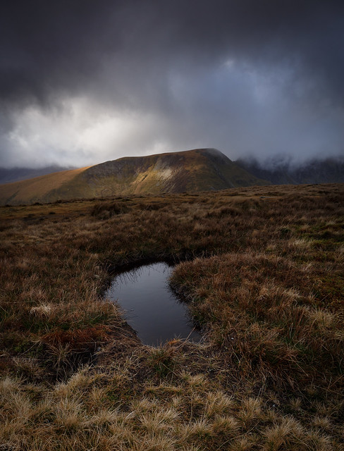 Pen yr Helgi Du - Snowdonia - Wales