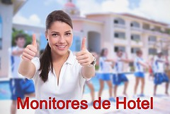 monitores hoteles