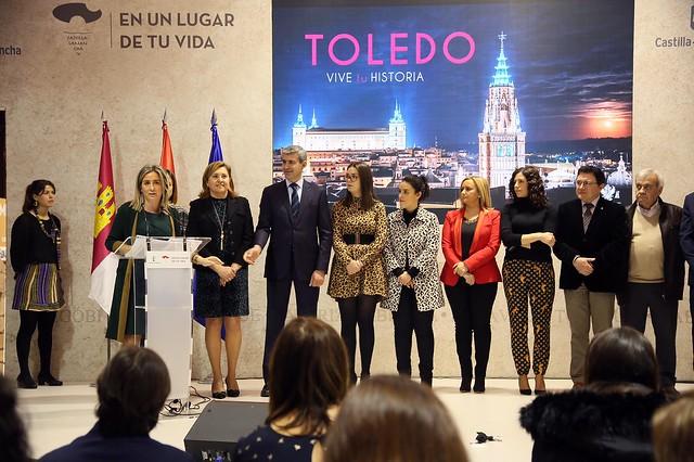 TOLEDO EN FITUR 2019