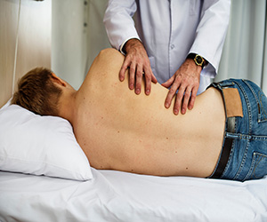 therapy for back ailments