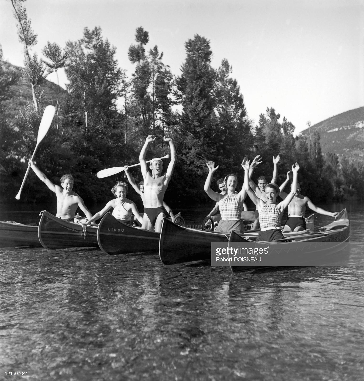 1938. Первый оплачиваемый отпуск.