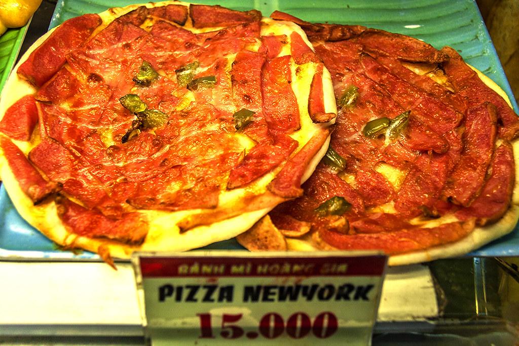 PIZZA NEW YORK--Saigon