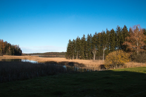 Ostersee im Herbst