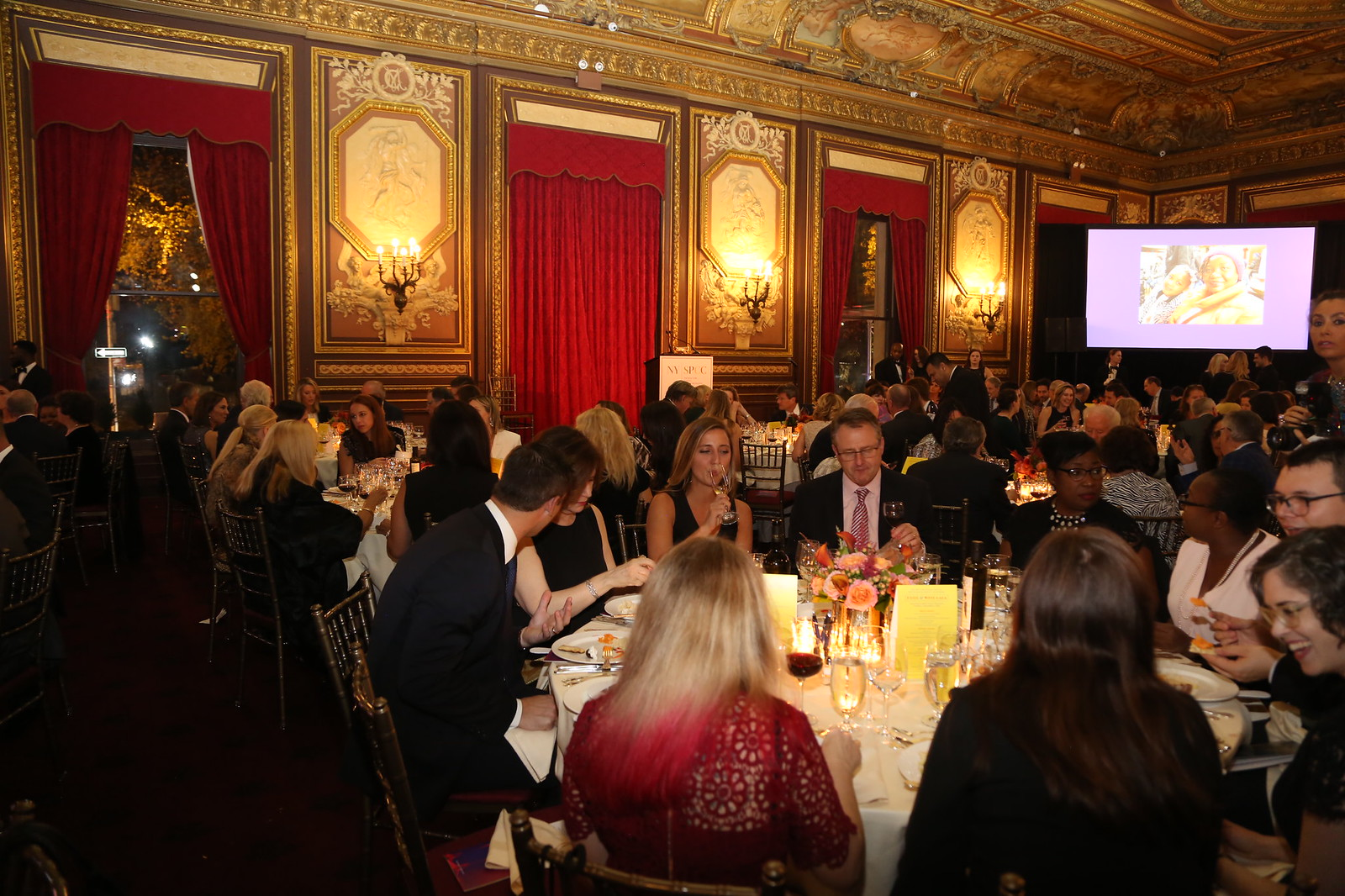 The New York Society For The Prevention Of Cruelty To Children's 2018 Food & Wine Gala
