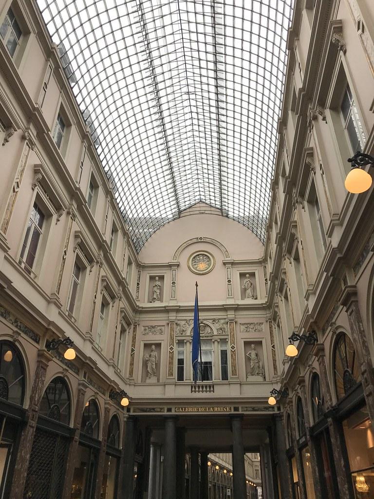 Galerias Saint Hubert
