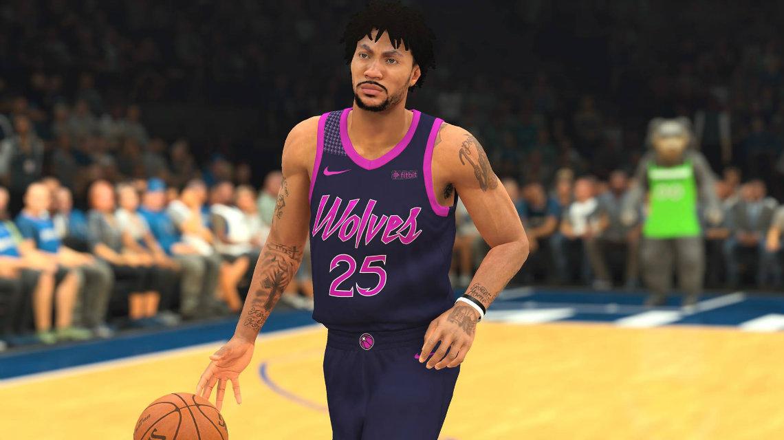 NBA 2K19 Roster Güncellemesi (15 Kasım 2018)
