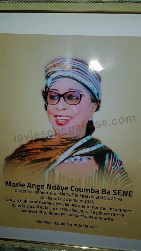 Marie Ange Ndèye Coumba Ba Sène, Ancienne Directrice Général de Hertz Sénégal