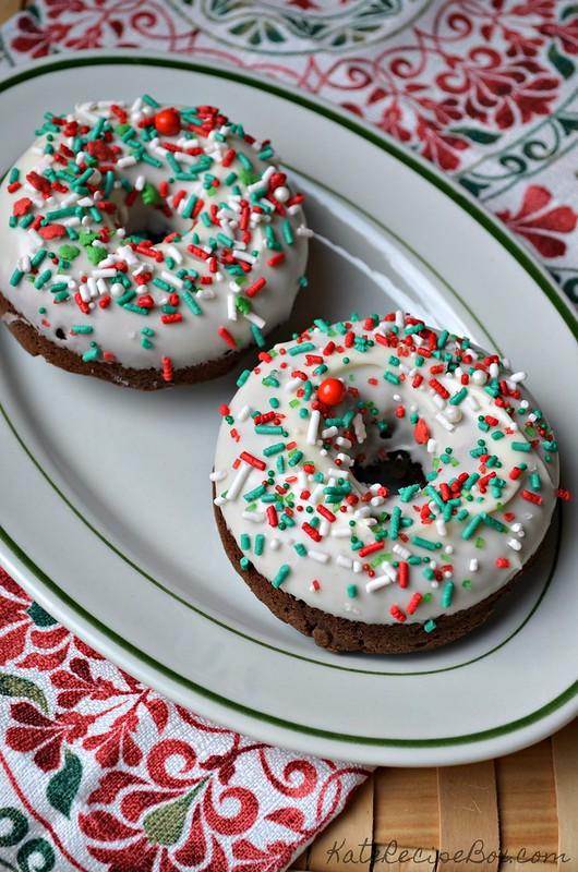 Chocolate Hazelnut Doughnuts 2