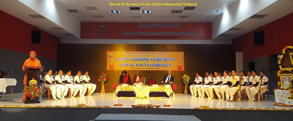 lamp lighting ceremony speech