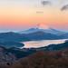 Fuji shining in the morning glow by shinichiro*
