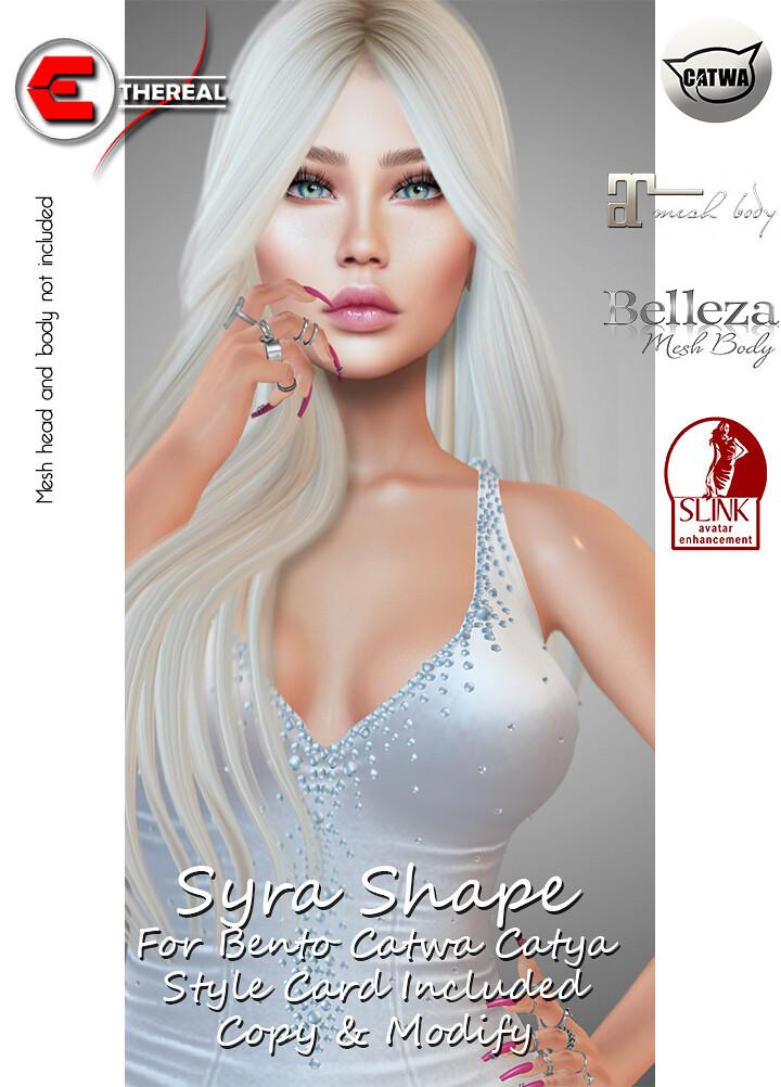 Syra Shape For Bento Catwa Catya