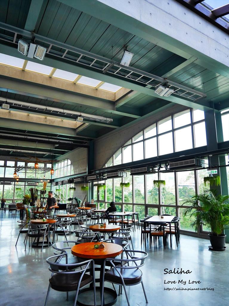 深坑Arc Cafe景觀咖啡藝文設計風咖啡館推薦好吃蛋糕甜點 (7)