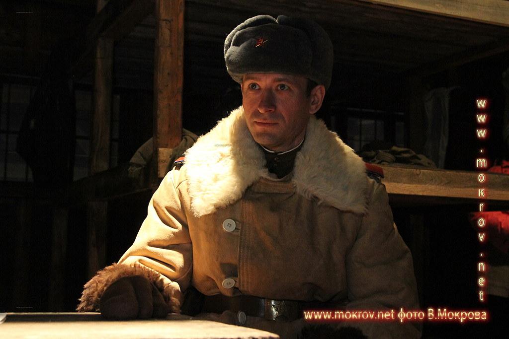 Актер - Пономаренко Юрий роль Конворир в сериале «Декабристка».