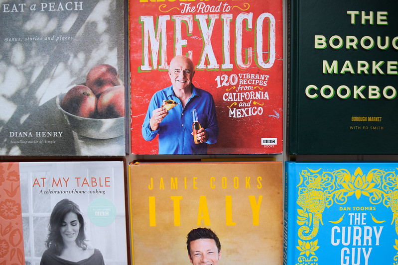 Rachel Phipps' Favourite Cookbooks in 2018