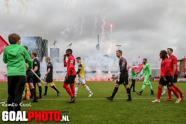 AFC - Jong Vitesse 02-12-2018