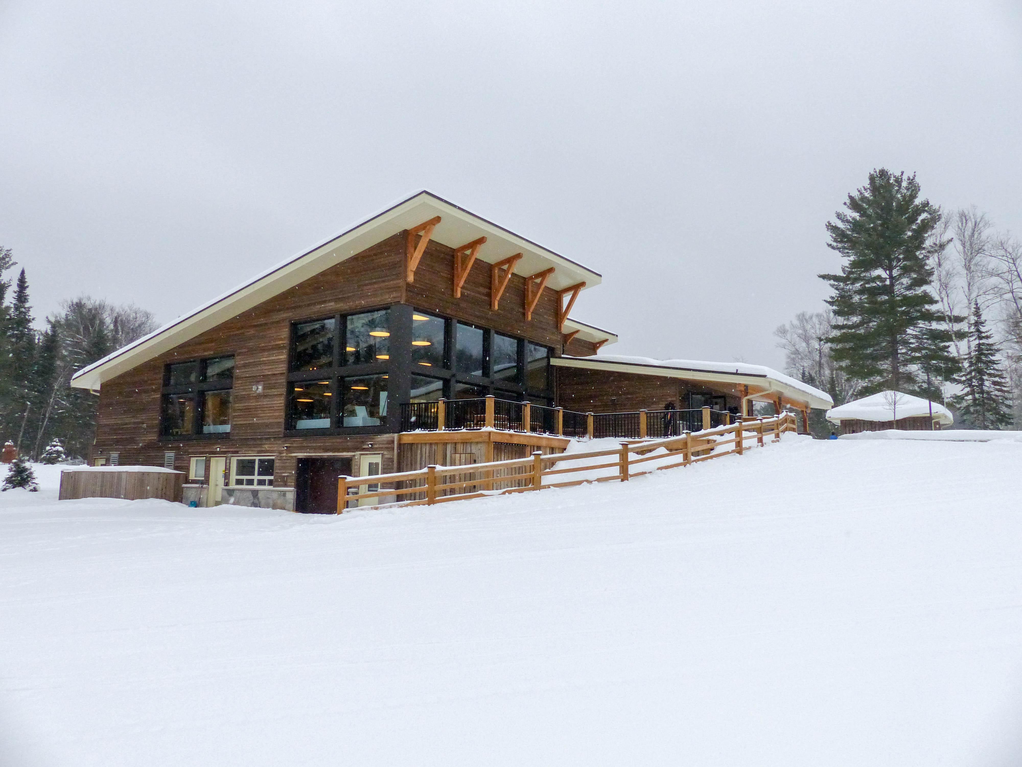 Arrowhead Provincial Park - visitor centre