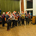 DSCN2047c Ealing Symphony Orchestra Christmas Concert rehearsal. 15th December 2018. Ealing Green Church, west London
