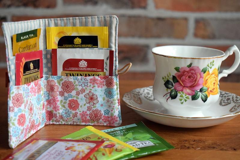 Teabag wallet