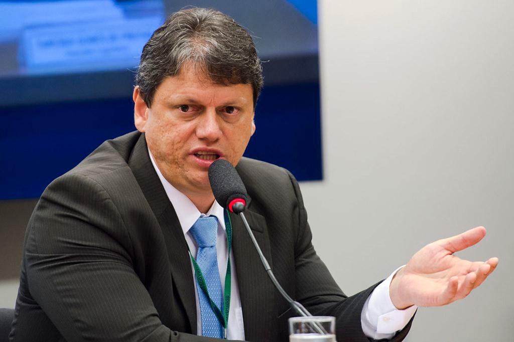 Ministro chega hoje a Santarém, e receberá projeto de um novo viaduto na cidade, Ministro Tarcísio Gomes de Freitas