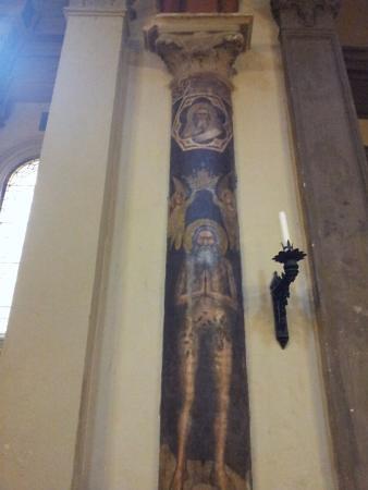 colonna-affrescata