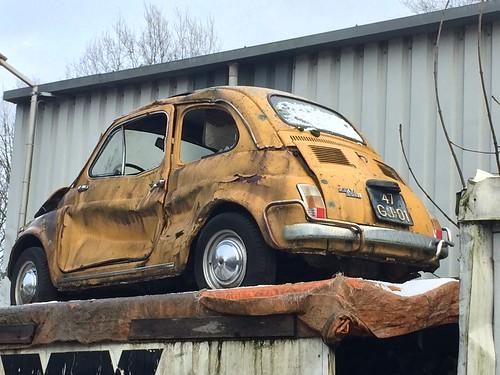 Fiat Nuova 509