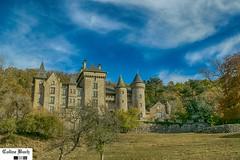 Château d'Anterroches - Cantal