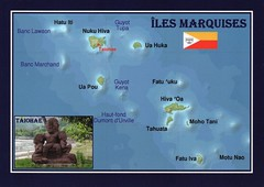 French Polynesia - Marquesas Islands