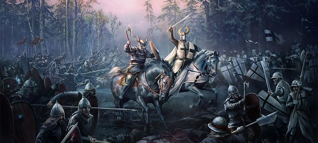 Holy Fury release trailer for Crusader Kings 2