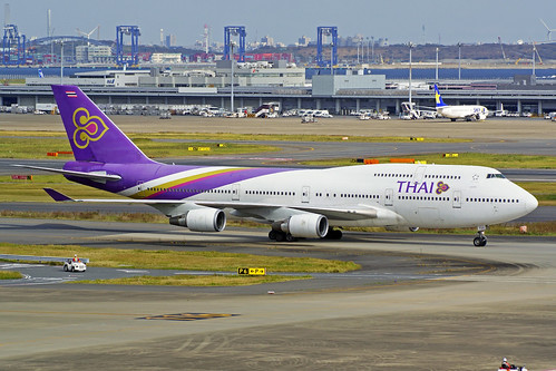 Airlines: Thai Airways International [TG/THA]