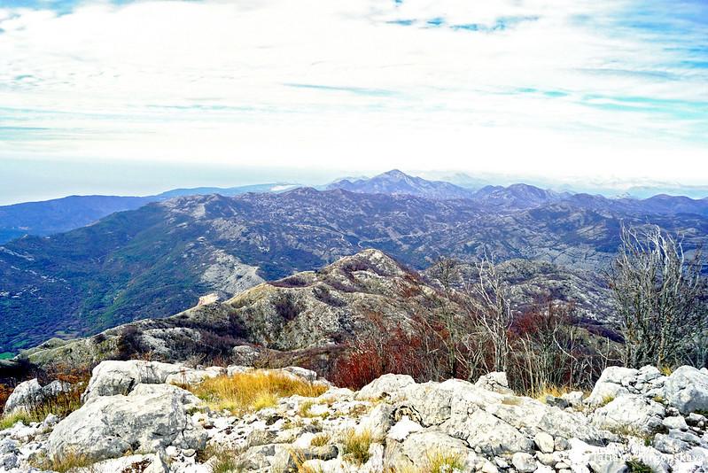 Вид в сторону Хорватии