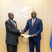 Presentation of Credentials by Sudan