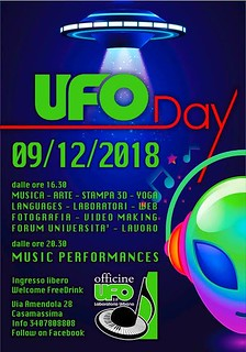 Officie Ufo 2018