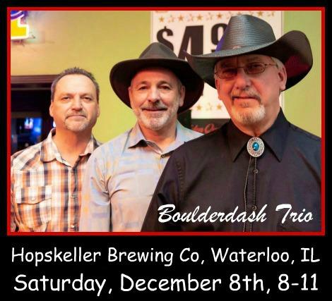 Boulderdash Trio 12-8-18