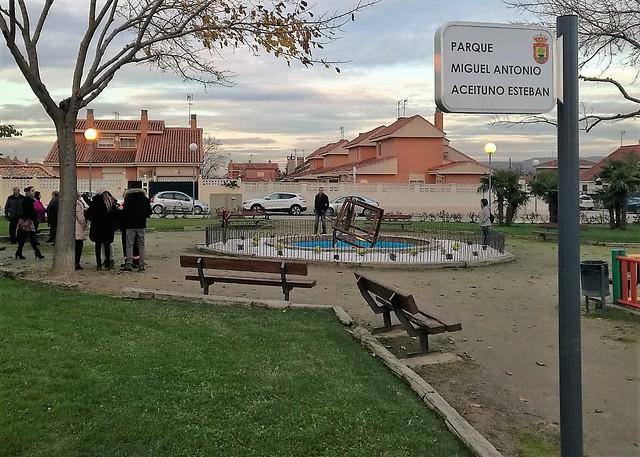 Parque Miguel Antonio Aceituno Esteban