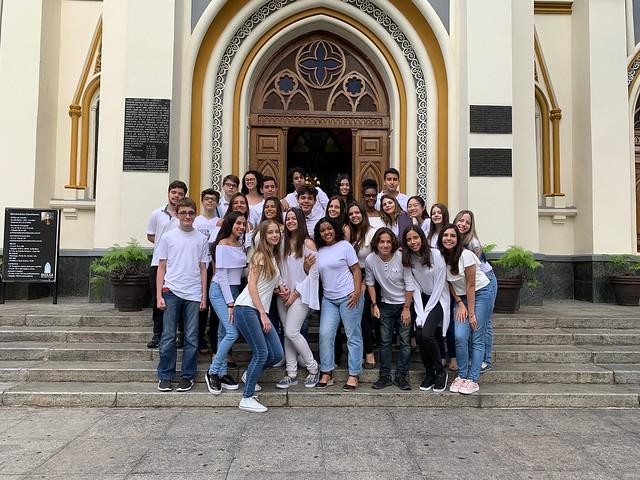 Missa 9º ano EFII - 2018