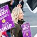 UKIP Protest