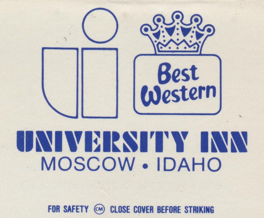 University Inn - Moscow, Idaho