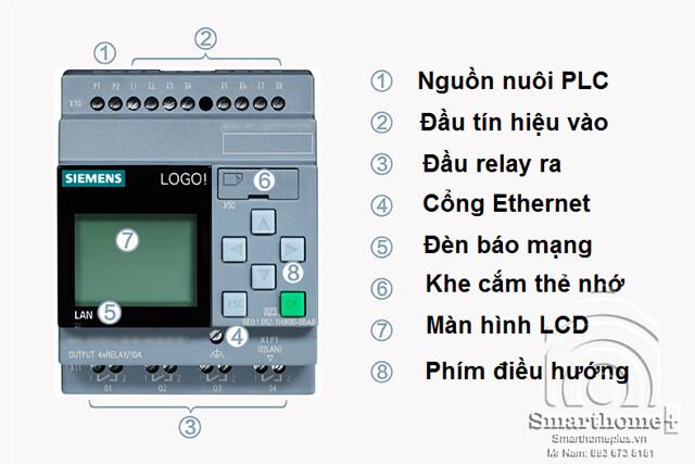 bo-dieu-khien-lap-trinh-plc-mini-4-cong-siemen-logo-230rce