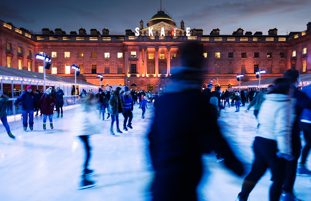 Somerset House, London, Nikon DF, AF Nikkor 24mm f/2.8D
