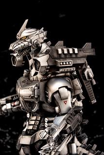 青島文化教材社《哥吉拉×魔斯拉×機械哥吉拉 東京SOS》MFS-3「3式機龍(改)」組裝模型作品!ゴジラ×モスラ×メカゴジラ 東京SOS MFS-3 3式機龍〈改〉