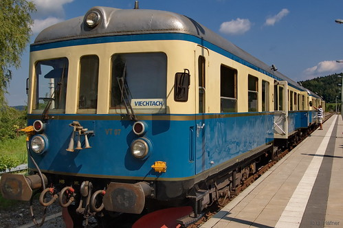 02b-Regenbahn VT 07 am Bf Gotteszell