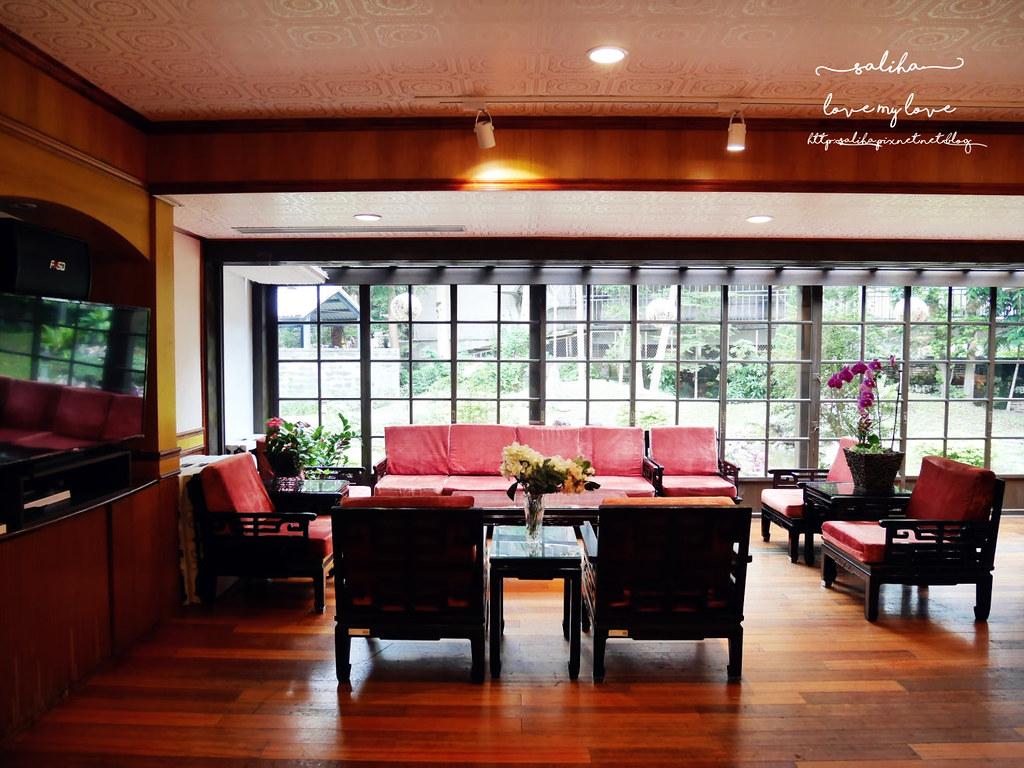 台北中正區附近超美浪漫約會餐廳推薦孫立人將軍官邸陸軍聯誼廳合菜 (2)