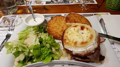 Burger du berger - Photo of Cohons