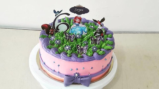 Cake by Kanu's Eggless Cakes