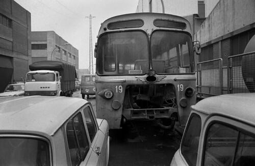 Autobús Nazar de TUSA Col·lecció Manel Armengol