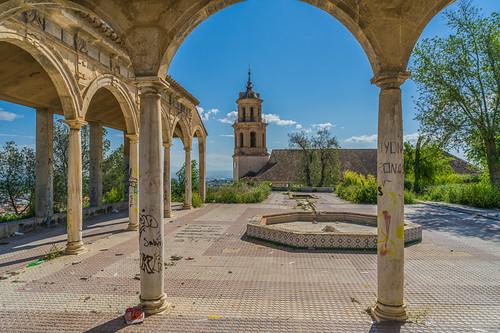 Baza - Alcazaba - Iglesia Mayor