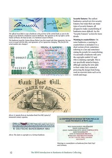 IBNS Introduction to Banknotes page 12
