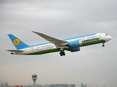"Uzbekistan                                     Boeing 787  ""Dreamliner""                                          UK-78701"
